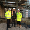 CITB's Chief Executive visits Gipping Site to discuss Apprenticeships