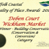 Suffolk Coastal Quality of Place Awards 2016