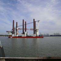 Harwich Docks