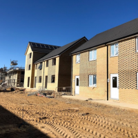 60 New Homes at Tooks Bakery Site, Ipswich