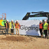 Gipping Construction start work on 60 new homes at Tooks Bakery Site, Ipswich
