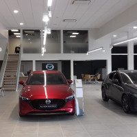 Kia & Mazda Showroom, Westdrive, Braintree